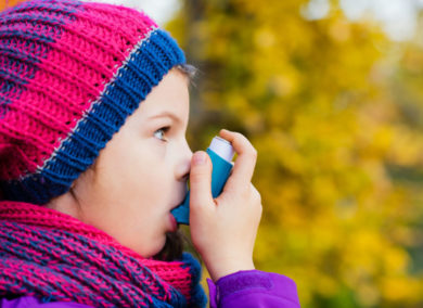 Take the test – is your asthma under control?