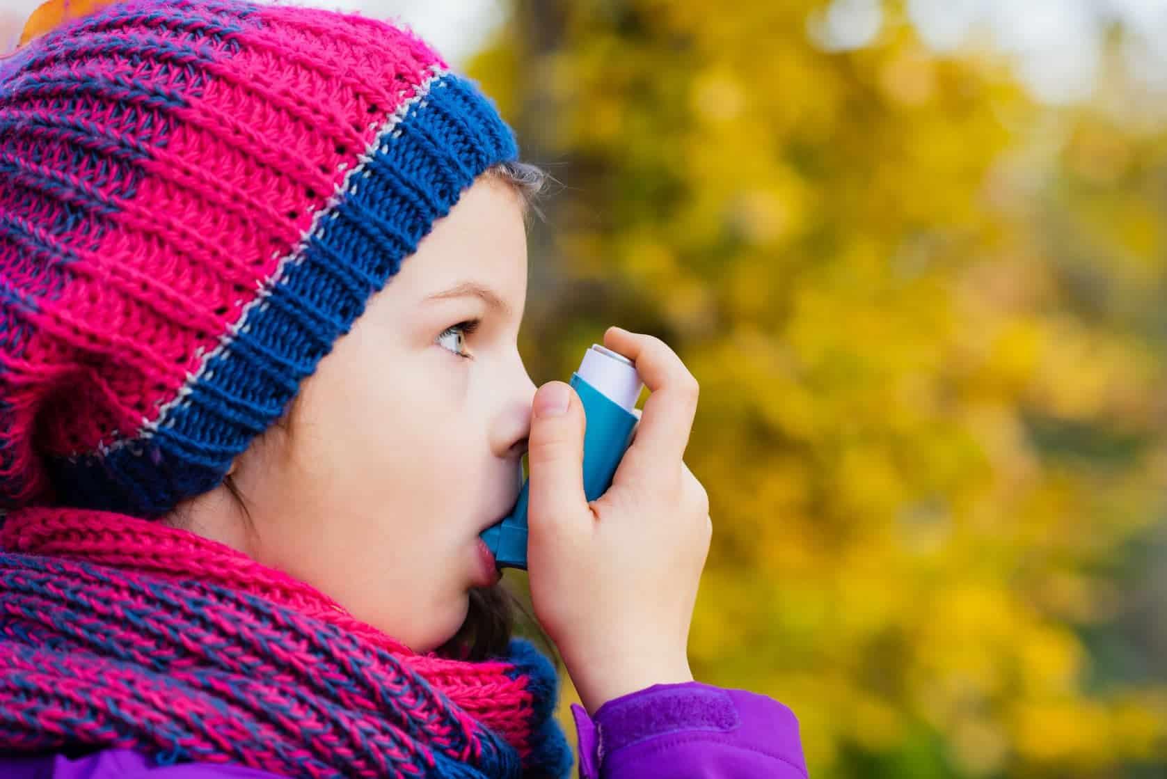 Asthma under contol