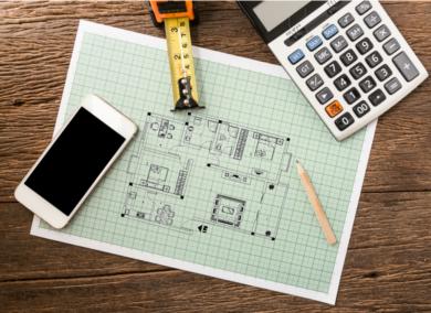 DIY measurement & calculation – undertile heating