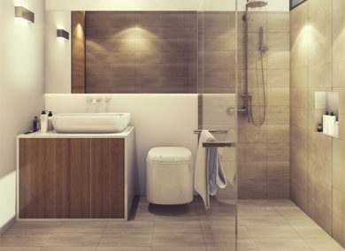 Wet room Shower Enclosures: Advantages & Considerations