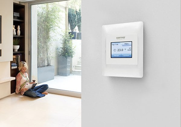 programmable thermostat Warmup NZ