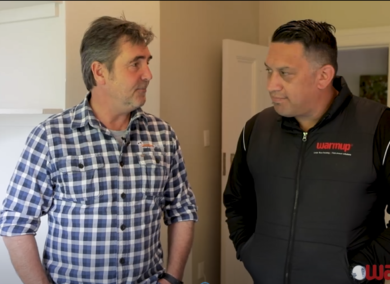 Warmup Tiled Bathroom Solutions – with Peter Wolfkamp