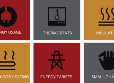 How to save energy and reduce heating bills