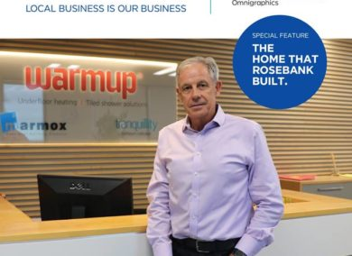 Interview with Paul Fielding, the Founder and Managing Director of Warmup New Zealand