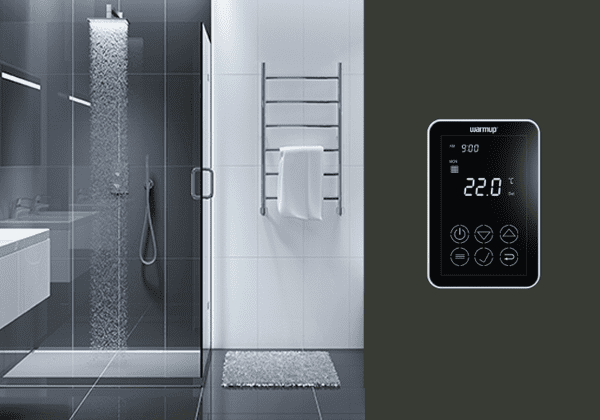 warmup dual-touch thermostat