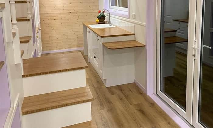 Underfloor heating system installed by Warmup