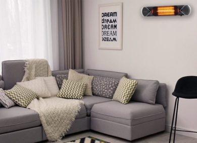 The Moderno Mini Heater For Your Home