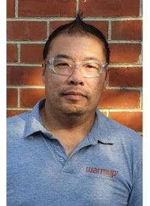 Kenneth Lee, Warmup
